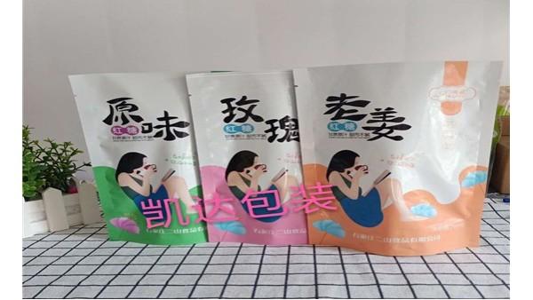 新颖红糖包装袋定制